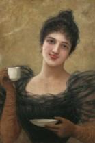 Eisman-Semenowsky_Dame_mit_Kaffeetasse